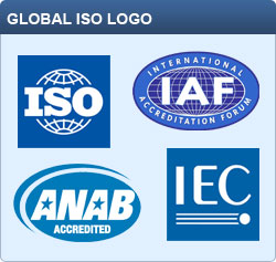 Global ISO logo